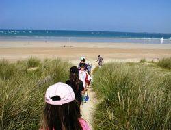 camping mobilhome bord de mer en Bretagne