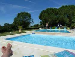 Auch Camping mobilhome � Mirepoix