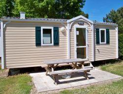 Camping mobilhome Cote Aquitaine