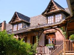 Holiday home in Aveyron, Midi Pyrenees. near Previnquières