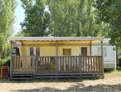 Camping mobil homes en location cote Aquitaine
