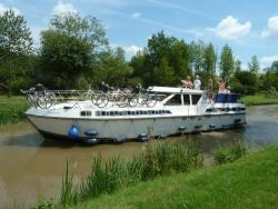 location peniche canal du midi