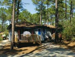 Village vacances sur la cote Landaise.