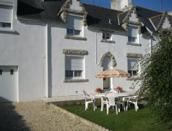 Seaside holiday home in southern Brittany near Pont l Abbe