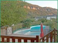 Gîte avec piscine, spa et jacuzzi près de Millau