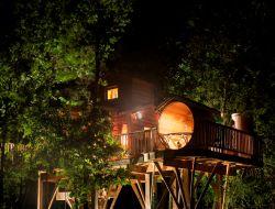 Séjour insolite en cabane de luxe dans le Lot et Garonne