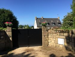 Seaside holiday home in Northern Brittany. near Tregueux