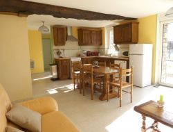 Holiday home near Dijon in Burgundy, France. near Liernais