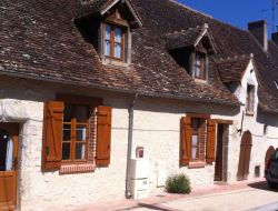 Holiday cottage near the Loire Castles near La Ferte Saint Cyr