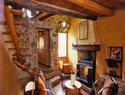 Holiday home of character in Languedoc Roussillon near Saint Andre de Majencoules
