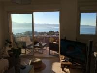 Location avec vue sur mer � Ajaccio en Corse.