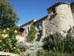Gite with pool in Herault, Languedoc Roussillon near Brissac