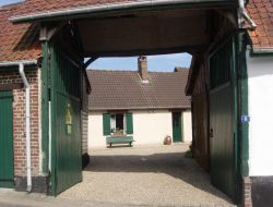 Holiday home near Abbeville in Picardy. near Incheville