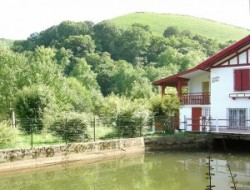 Holiday home in the Pays Basque, Southern Aquitaine.
