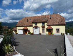 Holiday accommodation near Selestat in Alsace, France. near Wildersbach