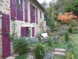 B&B in near Cahors in Midi Pyrenees. near Espedaillac