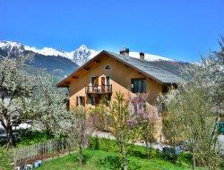 Gite de groupe et chambres a La Plagne en Savoie