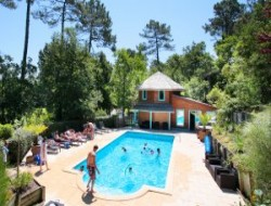Village de vacances, Oc�an, Landes (40)