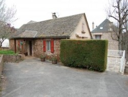 Gite close to Millau in Aveyron, Midi Pyrenees near Castelnau Pegayrols