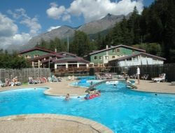 Holiday village in Savoie, French Alps
