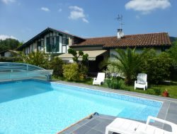 B&B in Saint Jean Pied de Port, southern Aquitaine.
