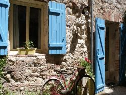 Holiday home near Agen in Aquitaine, France.
