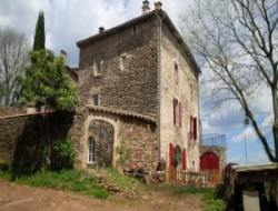Holiday home in the Cevennes, Languedoc Roussillon. near Boisset et Gaujac