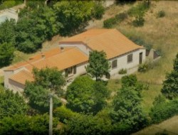 Holiday home near Montpellier in the Languedoc near Caux