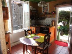 Holiday home near Clermont Ferrand in Auvergne volcanoes