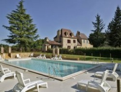 Gites avec piscine près de Bergerac (dordogne).