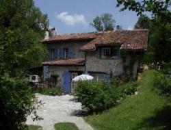 Holiday home for a group in Ariege, Midi Pyrenees near Oust