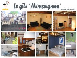 Holiday accommodations in Obernai in Alsace near Molsheim