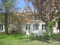 Holiday home near La Roche sur Yon in Vendee.