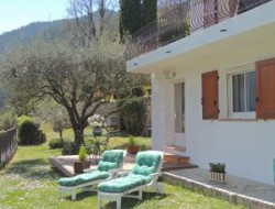 Holiday home near the Park of Mercantour in southern french Alps near L Escarene