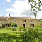 B&B near Saint Emilion in Aquitaine.