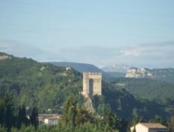 Gite près du Vercors dans la Drôme.