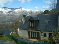 Holiday home close to Lourdes in France. near Esquieze Sere