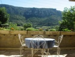 Holiday home near Millau in Midi Pyrenees, France. near Aguessac
