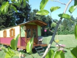 Unusual holiday accommodation close to Avignon in France. near Saint Rémy de Provence