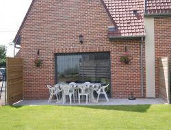 Holiday home in the Nord Pas de Calais.