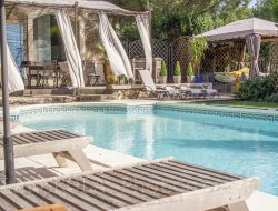 Holiday rental close to Beziers in Languedoc, France.
