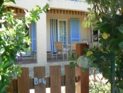 Holiday accommodation near Saint Tropez on French Riviera.