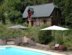 Holiday home in Correze, Limousin. near Objat