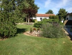 Holiday home near Royan and La Rochelle, France.