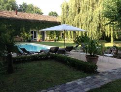 B&B near Bordeaux and the Medoc vineyard