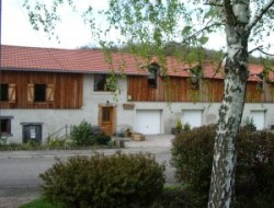 Big capacity holiday home near Nancy and Epinal in France.