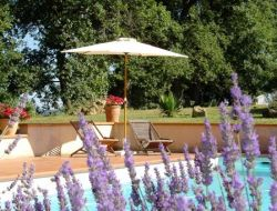 Holiday home with pool in the Gers, Midi Pyrenees