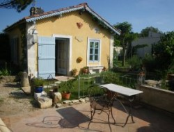 Holiday home near La Rochelle in France. near Saint Hippolyte