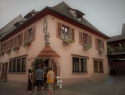 Gites a louer près de Colmar en Alsace.