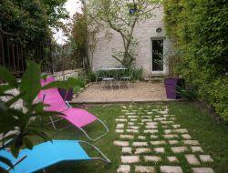 Gîte de charme en Indre et Loire.